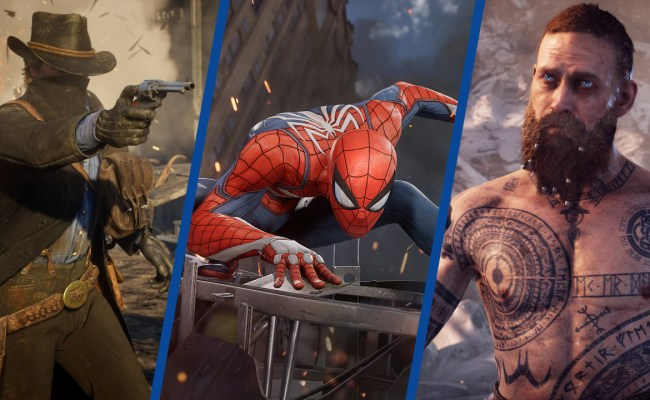 Game Of The Year Push Square Readers Top 10 Playstation