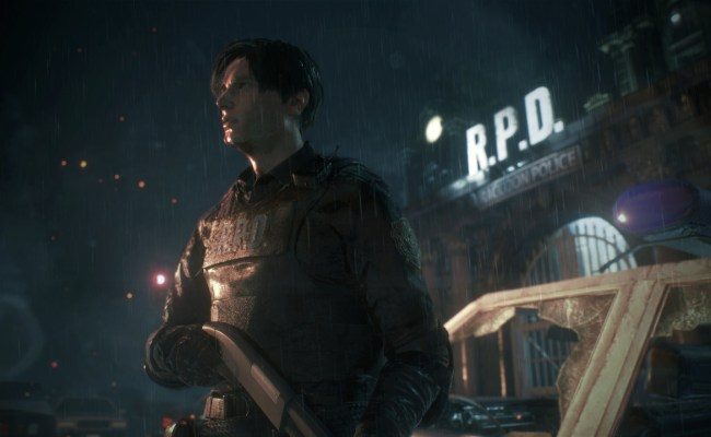 Resident Evil 2 1 Shot Demo Lurches Onto Ps4 This Week