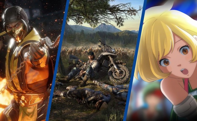 New Ps4 Games Releasing In April 2019 Guide Push Square