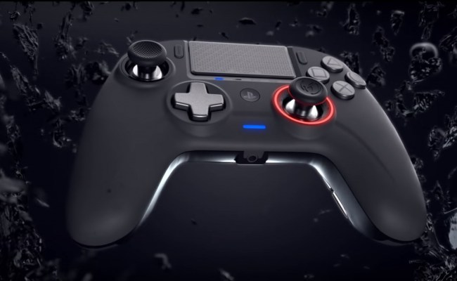 Hardware Review Nacon Revolution Unlimited Ps4 Controller
