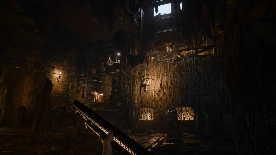Revisión de Resident Evil Village - Captura de pantalla 1 de 5
