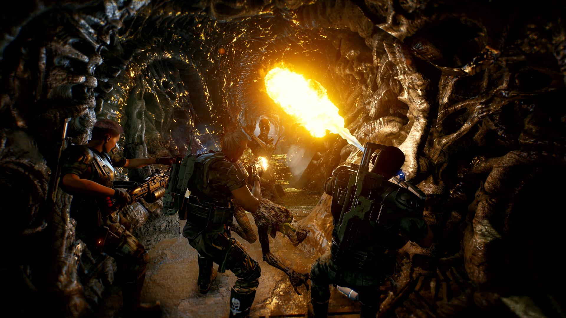 Aliens: Fireteam Elite Review (PS5) - inthegames.net