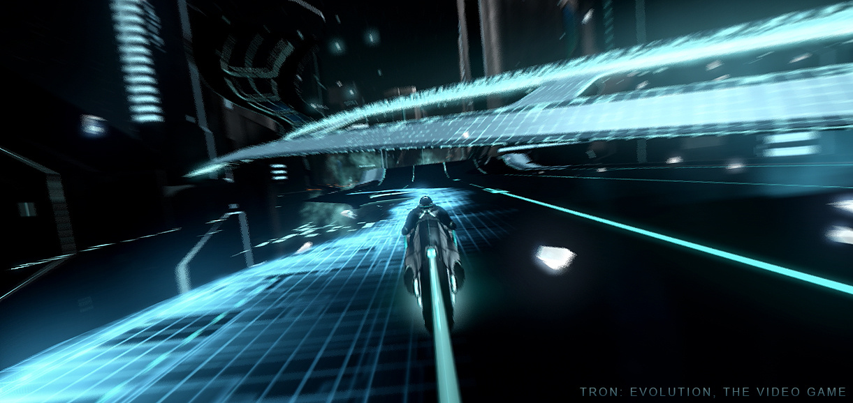 Tron Evolution PS3 PlayStation 3 News Reviews