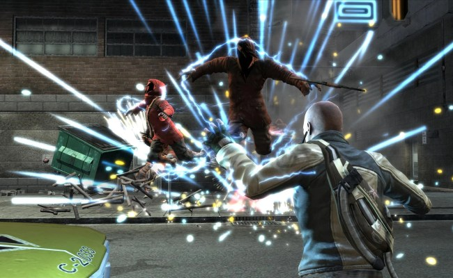 Infamous Ps3 Playstation 3 Game Profile News