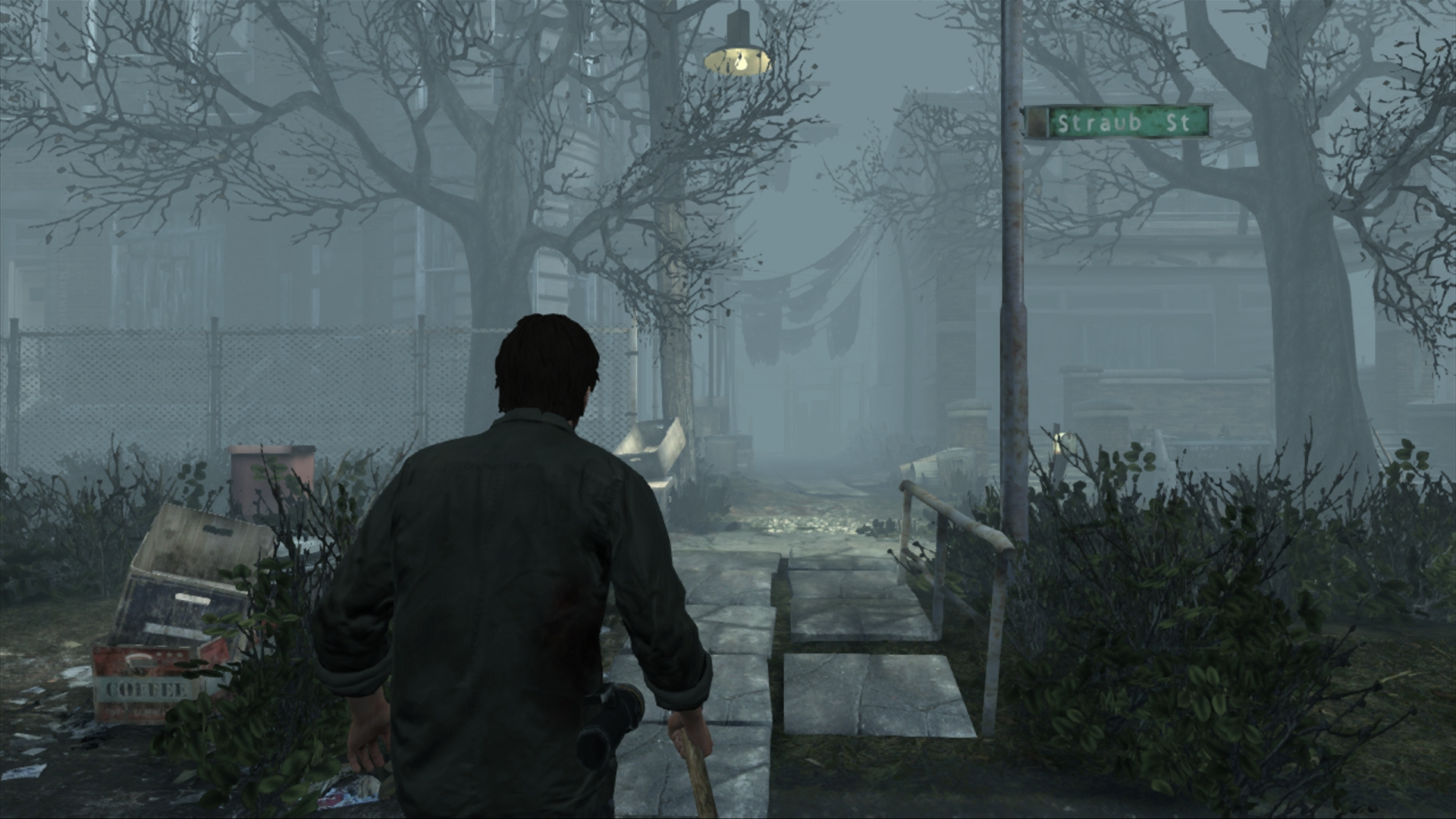 Silent Hill Downpour PS3 PlayStation 3 News Reviews Trailer Amp Screenshots