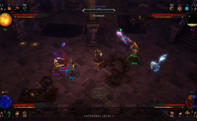 Diablo Iii Ps3 Playstation 3 Game Profile News