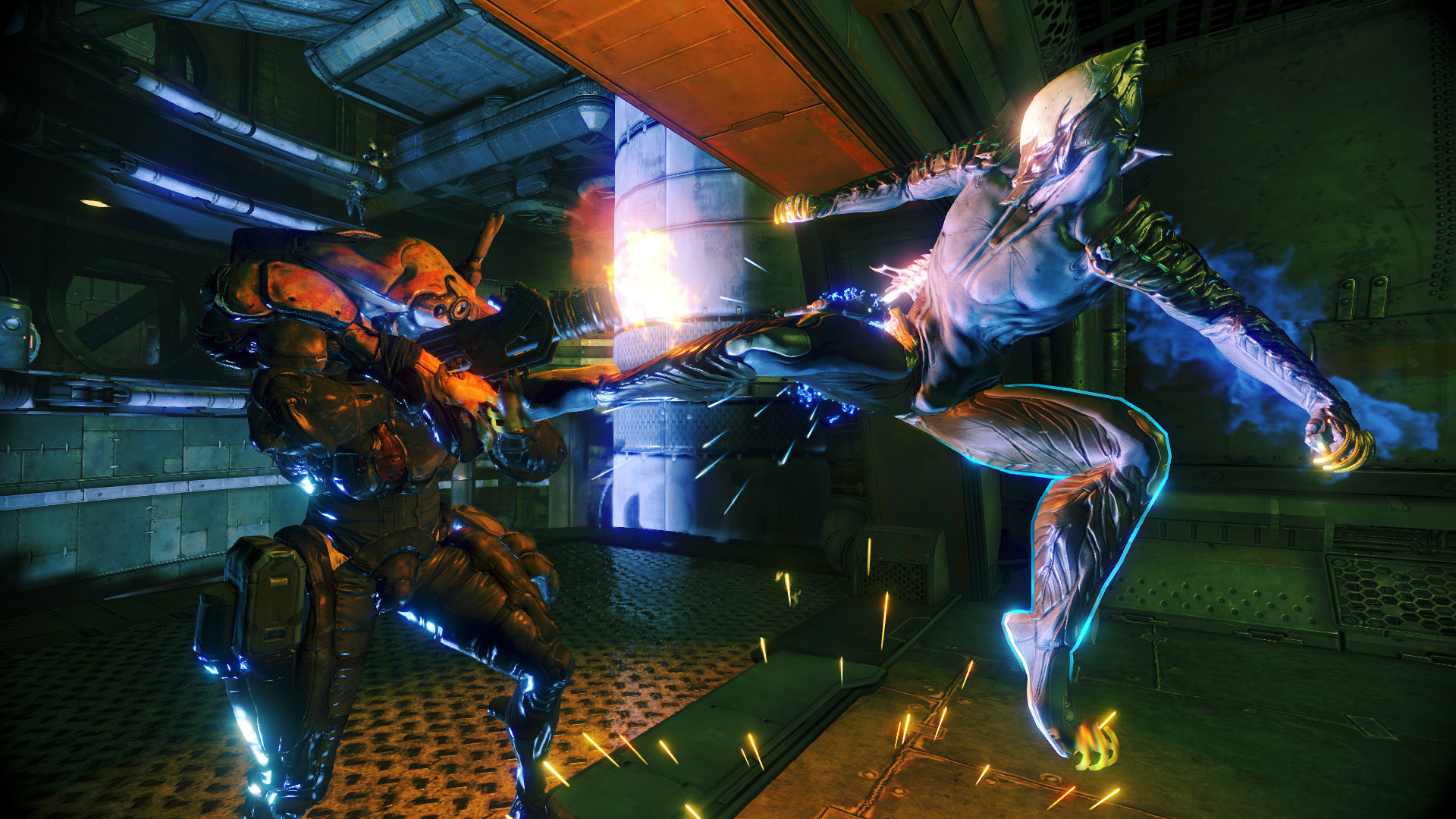 Warframe Review PS4 Push Square