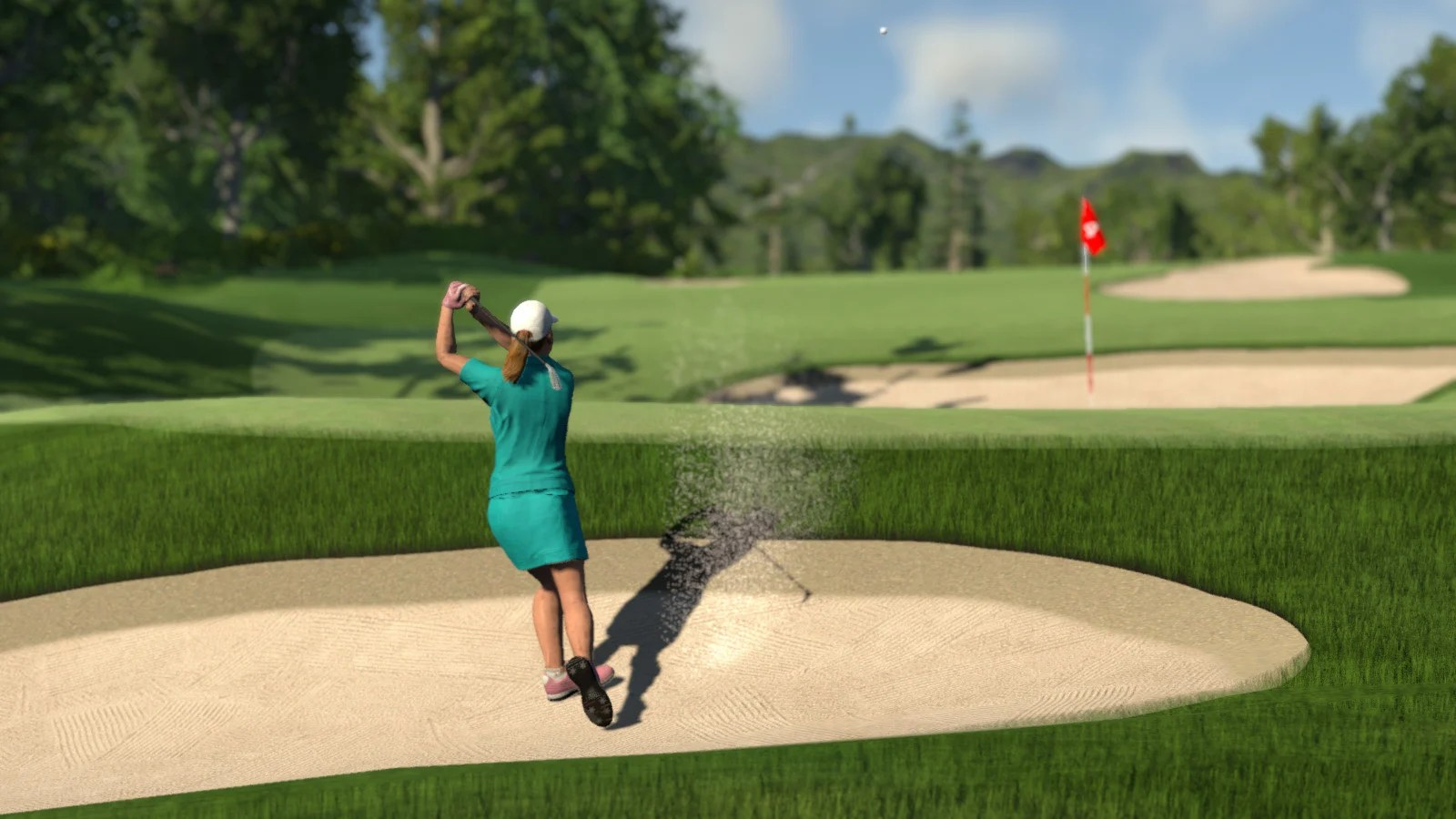 The Golf Club PS4  PlayStation 4 News Reviews Trailer