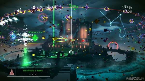 Resogun Defenders Ps4 Playstation 4 - Year of Clean Water