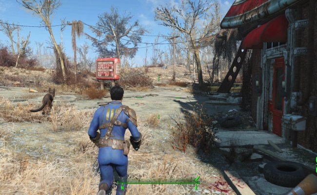 Fallout 4 Ps4 Playstation 4 Game Profile News