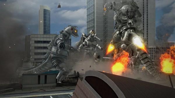 Godzilla Games - Year of Clean Water