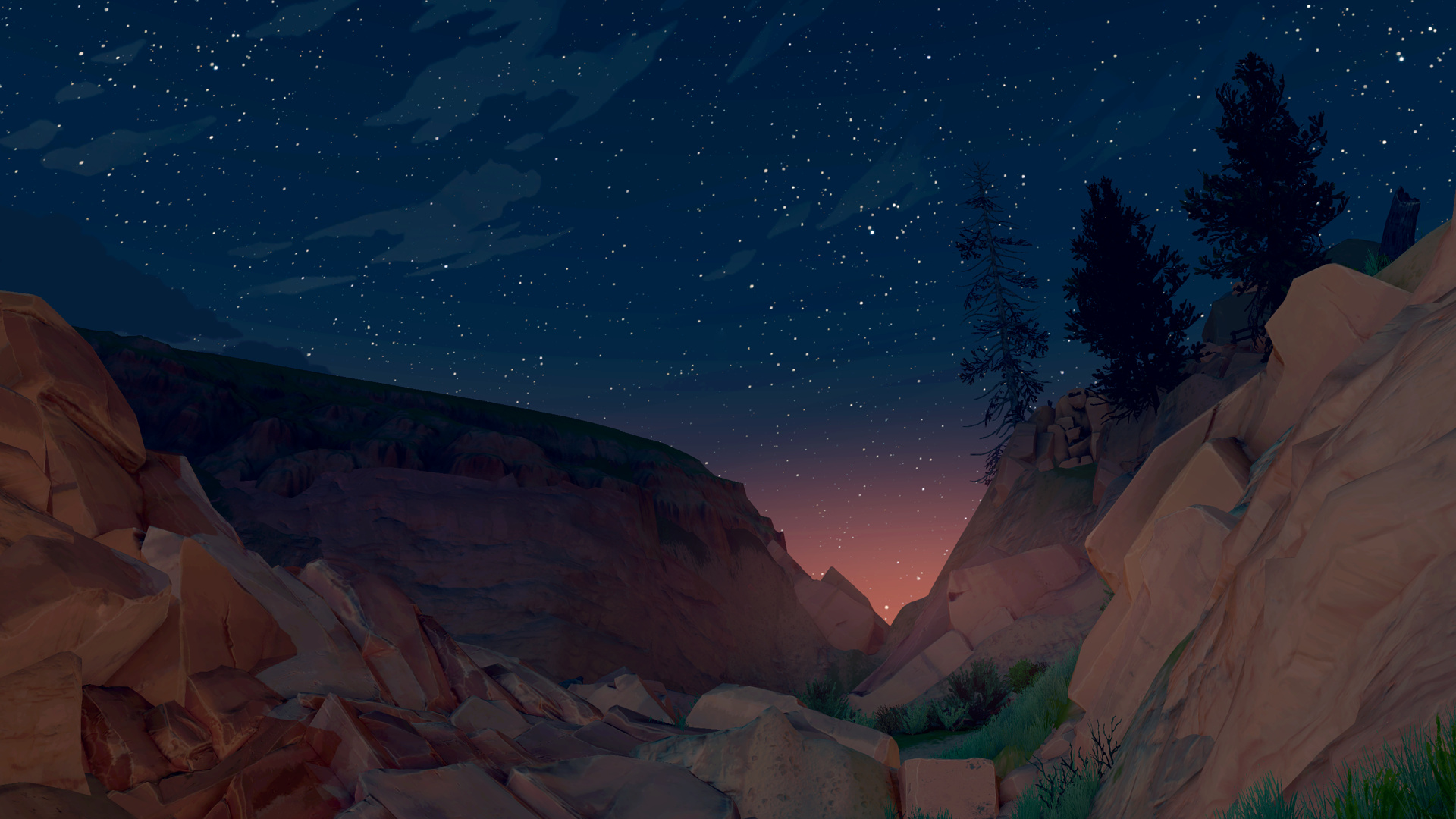 Firewatch PS4  PlayStation 4 Screenshots