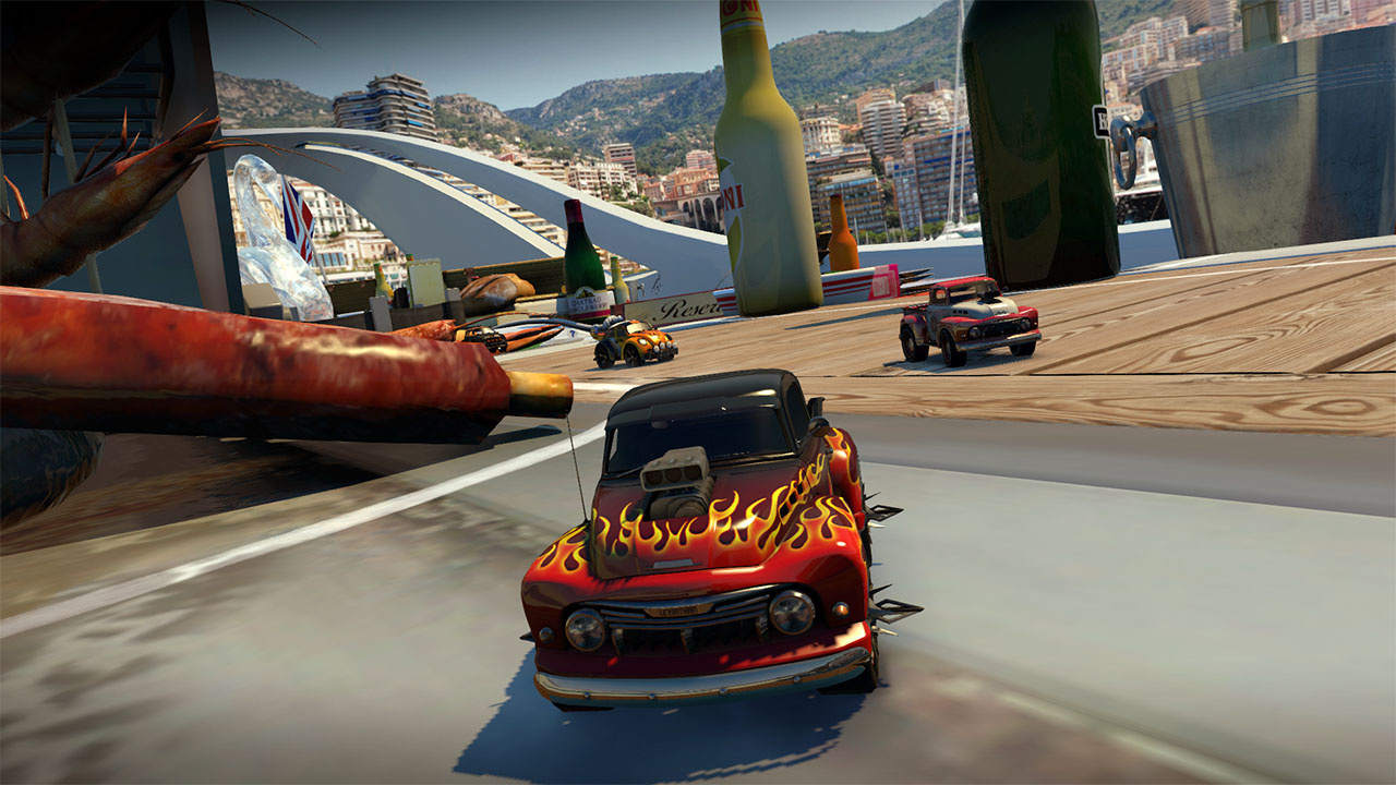 Table Top Racing World Tour PS4 PlayStation 4 Screenshots
