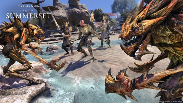 The Elder Scrolls Online: Summerset Review - Screenshot 3 of 3