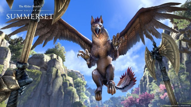 The Elder Scrolls Online: Summerset Review - Screenshot 2 of 3