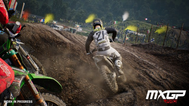 MXGP Pro Review - Screenshot 1 of 4