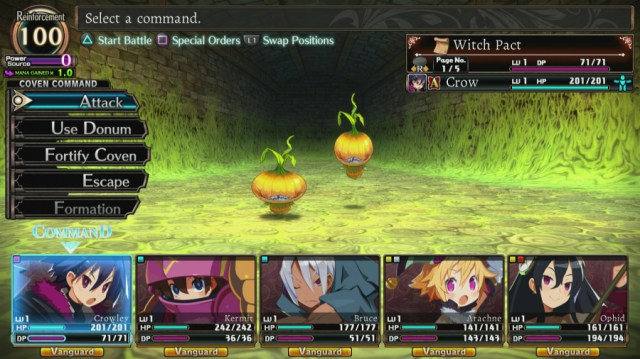 Labyrinth of Refrain: Coven of Dusk Review - Screenshot 2 of 5