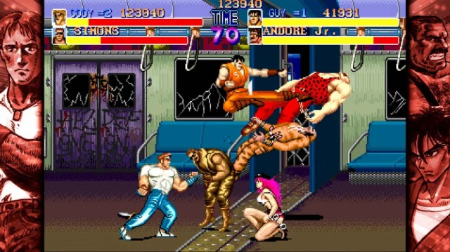 Capcom Beat 'Em Up Bundle Review - Screenshot 1 of 5