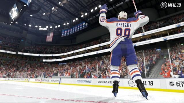 NHL 19 Review - Screenshot 1 of 4
