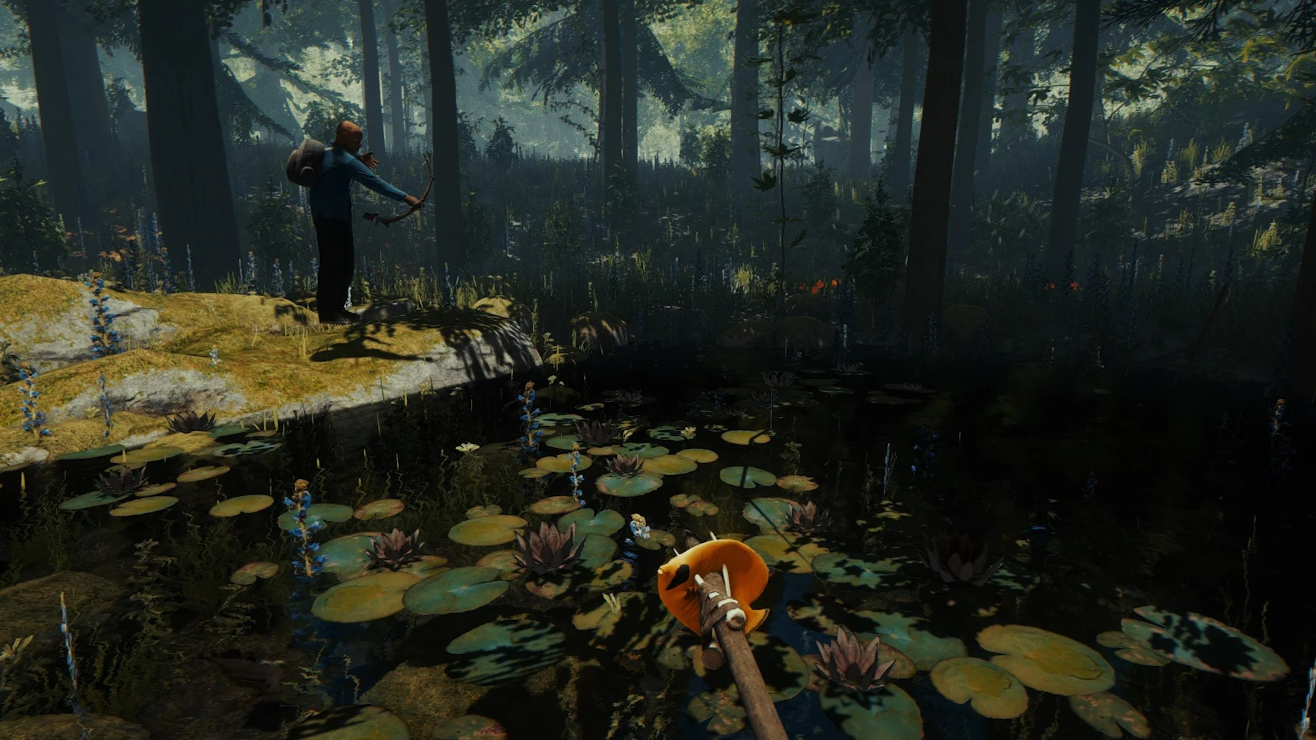 The Forest Ps4 Playstation 4 Game Profile News