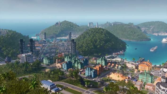 Tropico 6 Review - Capture d'écran 2 sur 5