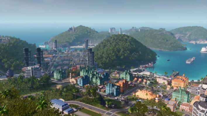 Tropico 6 Review - Capture d'écran 5 sur 5