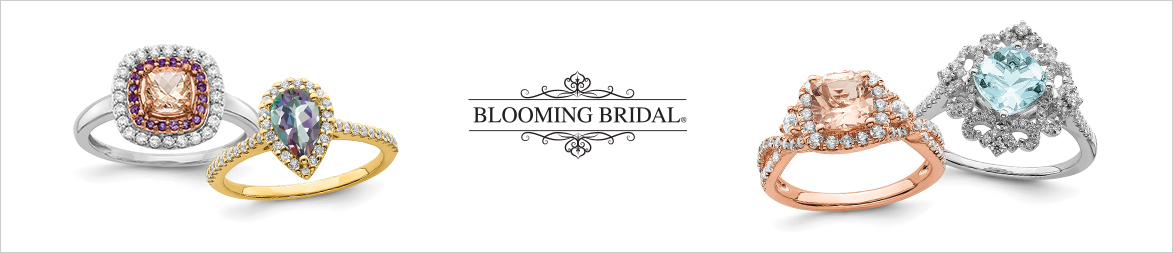 shop blooming bridal quality