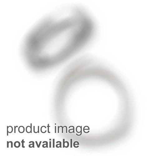 QGold.com: Sterling Silver Rhodium Diamond Cross Post Earrings