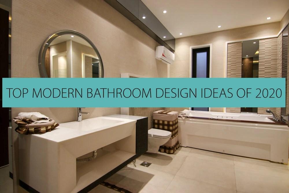 Top Modern Bathroom Design Ideas of 2020 | QS Supplies