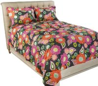 Vera Bradley Reversible Print Twin/XL Comforter Set ...