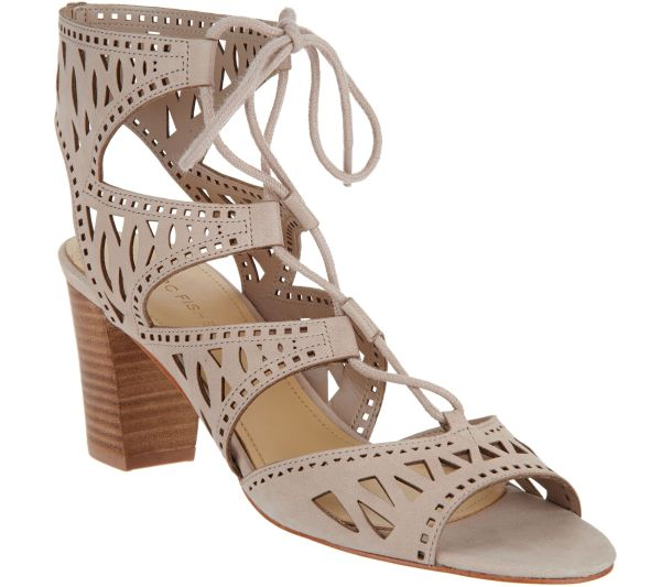 Marc Fisher Lace Up Sandals