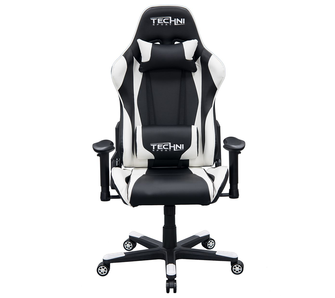 office chair qvc anti gravity pool techni sport ultimate recline white computer and gaming