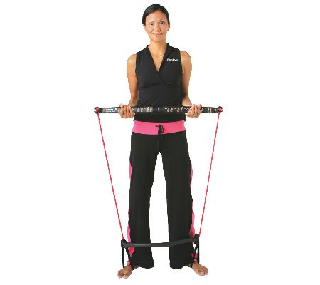 chair gym exercise system with twister seat stool high hsn workout ball http www qvc com bodygym portable home resistance product f11629 html sc isrc