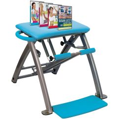 Chair Gym Dvd Set Stretch Covers Ireland Pilates Pro With 4 39s By Life A Beach