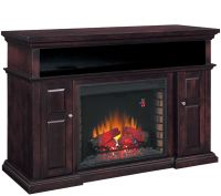 Twin Star Pasadena Home Theater Electric Fireplace w ...