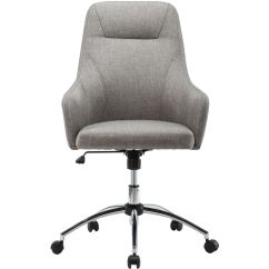 Office Chair Qvc Barrel Style Cane Back Techni Mobili Height Adjustable Rolling Officedesk Com