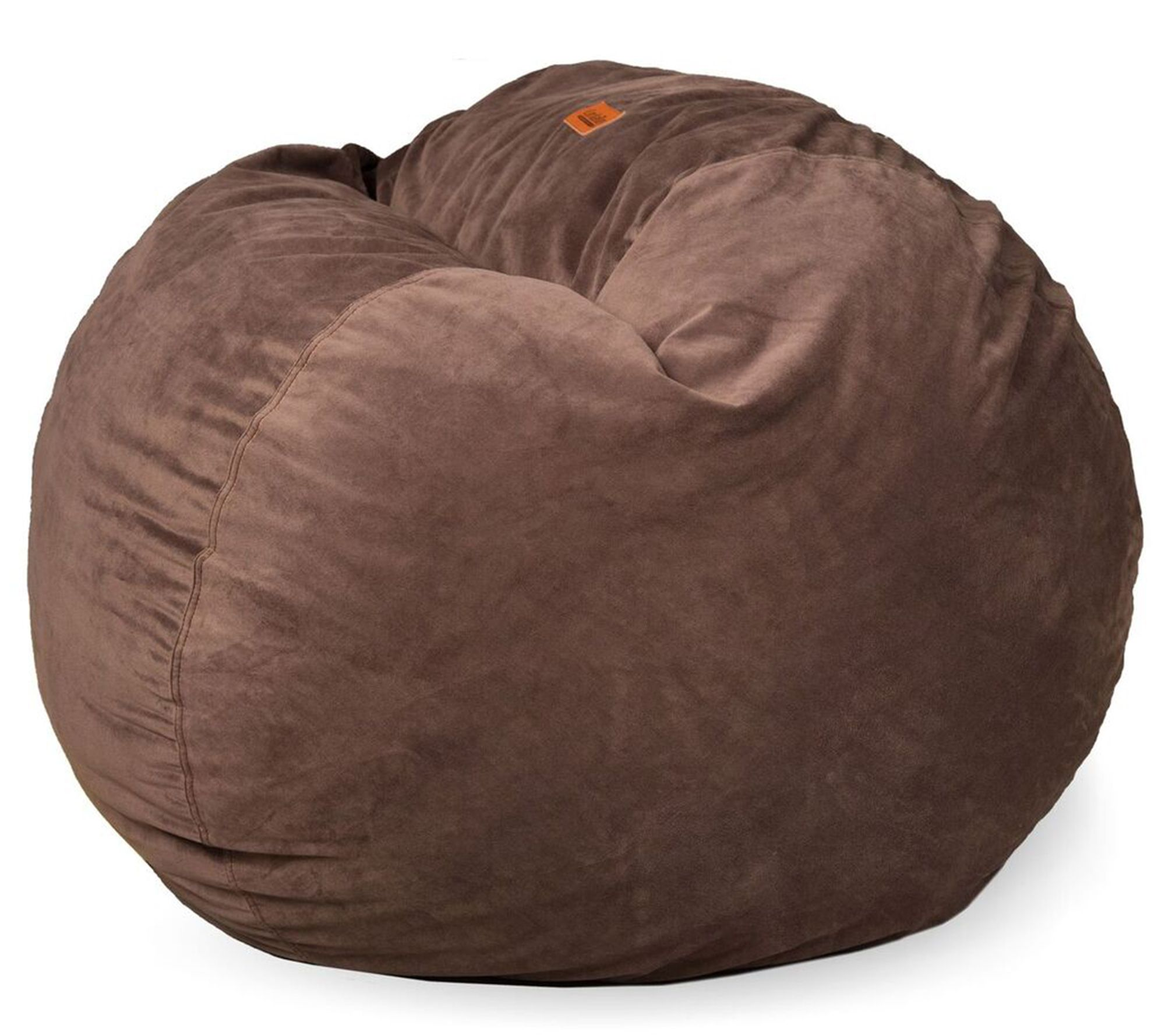 As Is CordaRoys Full Convertible Bean Bag Chair by Lori