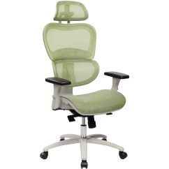 Office Chair Qvc Light Grey Accent With Arms Techni Mobili High Back Mesh Elegant Com