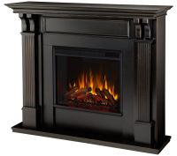 Real Flame Ashley Electric Fireplace  QVC.com
