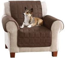 Sure Fit Furniture Cover Chair With Memory Foam Seat