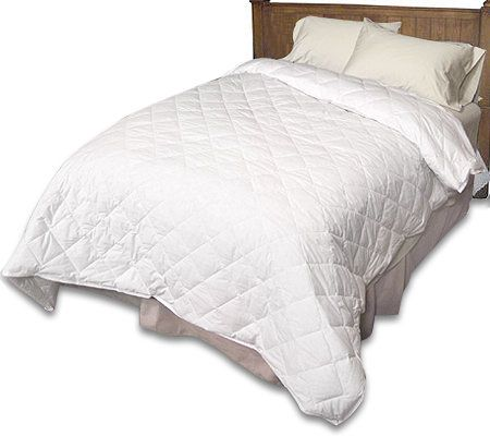 Northern Nights 300TC Oversized King Size Down Comforter ...