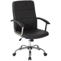 Office Chair Qvc Walgreens Transport Lightweight Malta Vinyl By Ave Star Com
