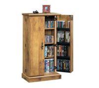 Sauder Audio/Video Storage Cabinet  QVC.com
