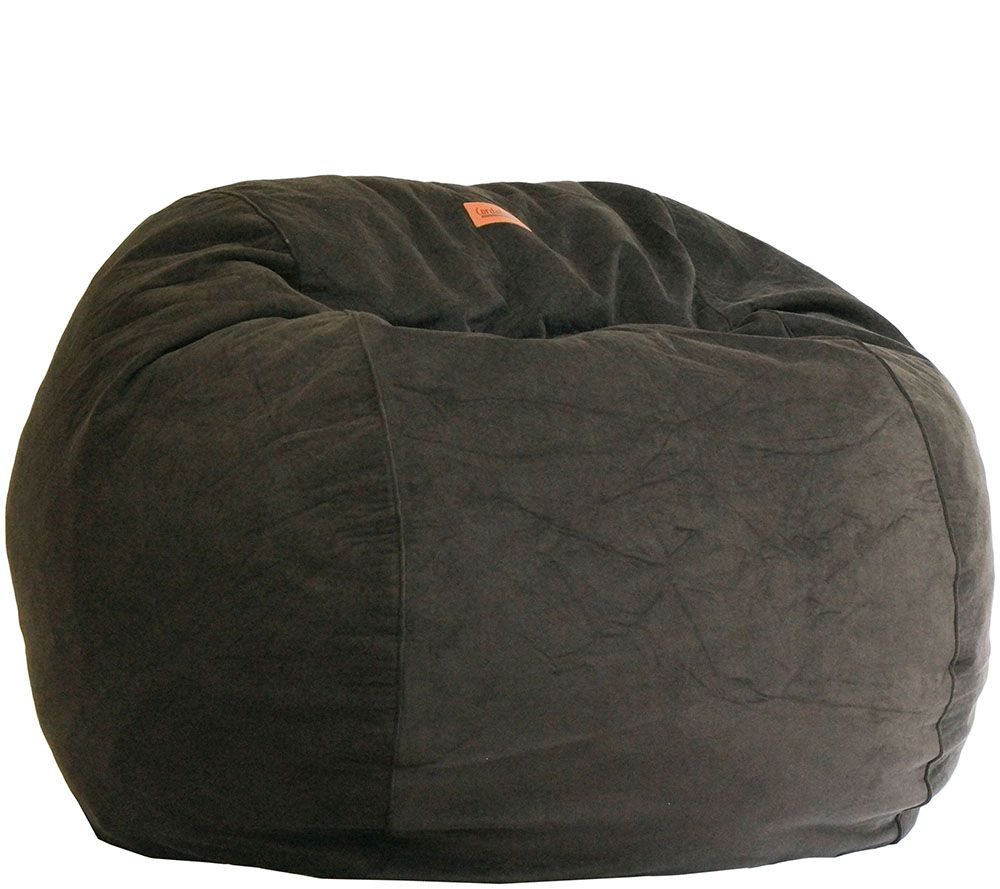 CordaRoys Full Size Convertible Bean Bag Chair by Lori