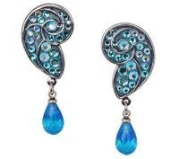 Kirks Folly Divine Nautilus Clip Earrings  QVC.com