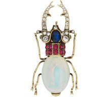 """"""" Joan Rivers Private Collection Simulated Opal"""