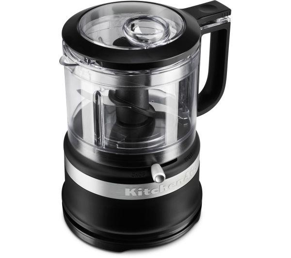 Kitchenaid 3.5-cup Mini Food Processor - Matteblack