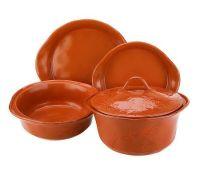 Rachael Ray Cucina 5-Piece Stoneware Baker Set - K39017 ...