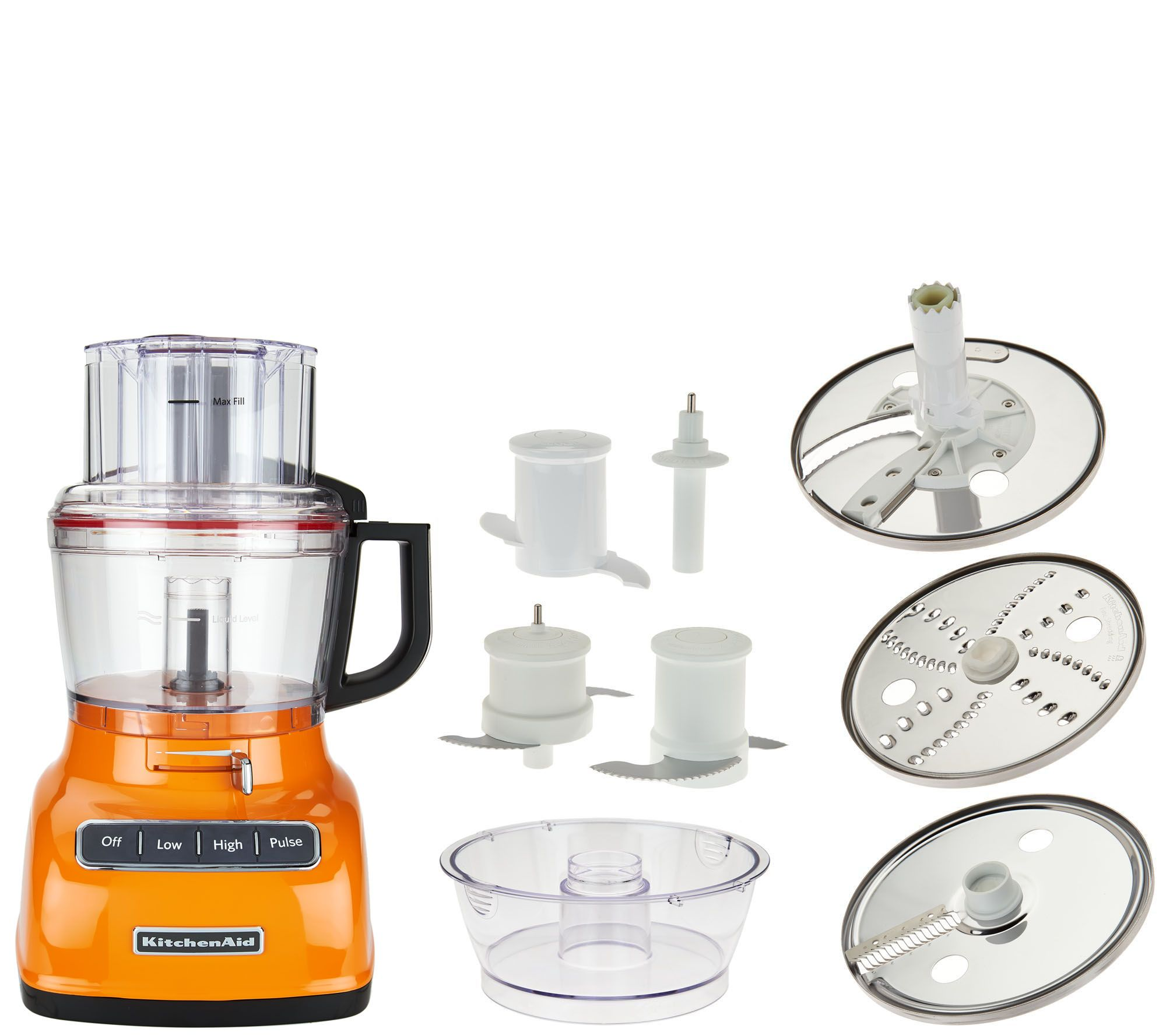 how to grate carrots with kitchenaid food processor