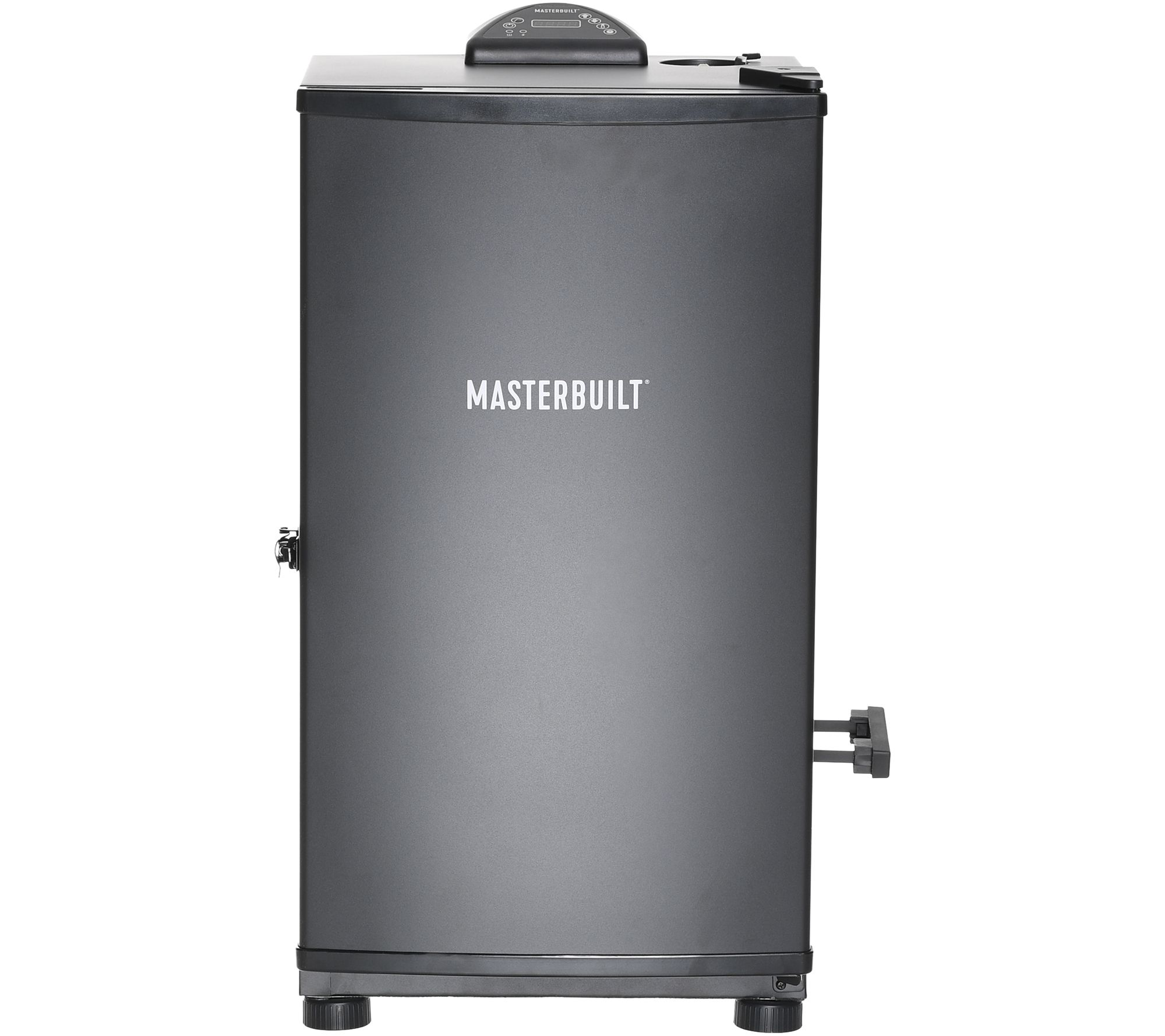 """Wondering how you can use a meat thermometer when you're sous vide cooking? Masterbuilt 30"""" Digital Electric Smoker w/ Integrated Meat ..."""